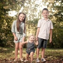 Our 3 beautiful children this side of Heaven